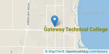 Location of Gateway Technical College