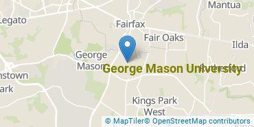 Location of George Mason University
