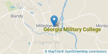 Location of Georgia Military College