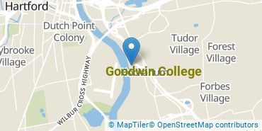 Location of Goodwin College
