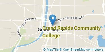 Location of Grand Rapids Community College