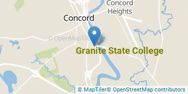 Location of Granite State College