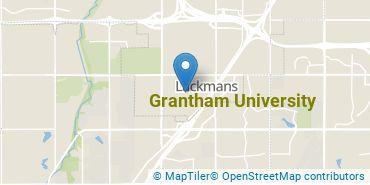 Location of Grantham University