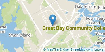 Location of Great Bay Community College