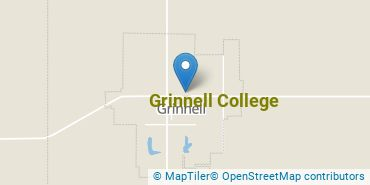 Location of Grinnell College