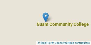 Location of Guam Community College