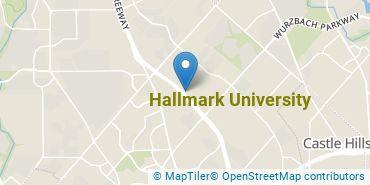 Location of Hallmark University