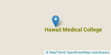 Location of Hawaii Medical College