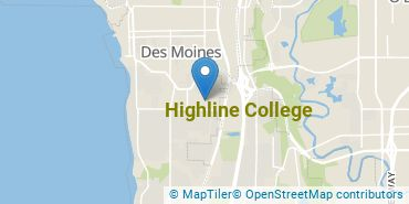 Location of Highline College