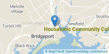 Location of Housatonic Community College
