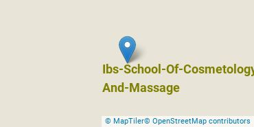 Location of Ibs-School-Of-Cosmetology-And-Massage