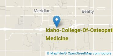 Location of Idaho College of Osteopathic Medicine