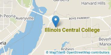 Location of Illinois Central College