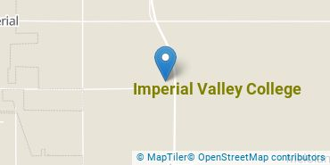 Location of Imperial Valley College