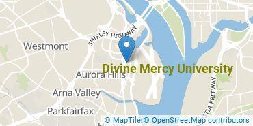 Location of Divine Mercy University