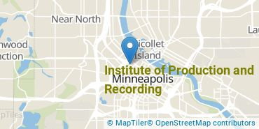 Location of Institute of Production and Recording