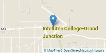 Location of Intellitec College - Grand Junction