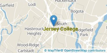 Location of Jersey College