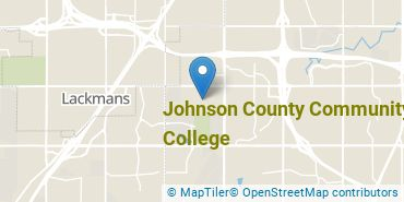 Location of Johnson County Community College