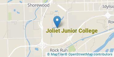 Location of Joliet Junior College