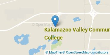 Location of Kalamazoo Valley Community College