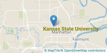 Location of Kansas State University