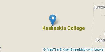 Location of Kaskaskia College