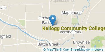 Location of Kellogg Community College