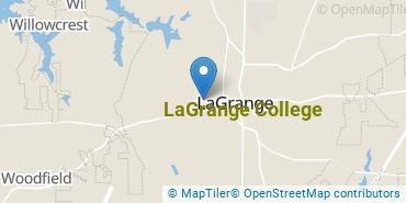 Location of LaGrange College