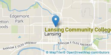Location of Lansing Community College