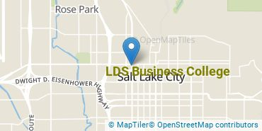 Location of LDS Business College