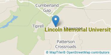 Location of Lincoln Memorial University