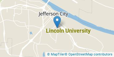 Location of Lincoln University