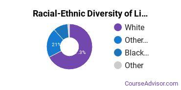Racial-Ethnic Diversity of Lindsey Wilson College Undergraduate Students