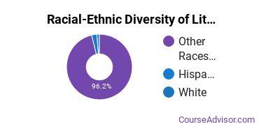 Racial-Ethnic Diversity of Little Big Horn College Undergraduate Students
