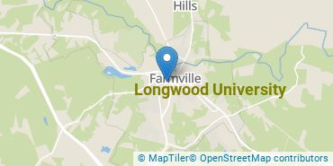 Location of Longwood University