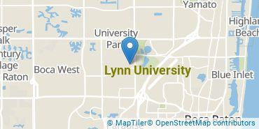 Location of Lynn University