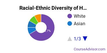 Racial-Ethnic Diversity of Hospitality Management Majors at Madison Area Technical College