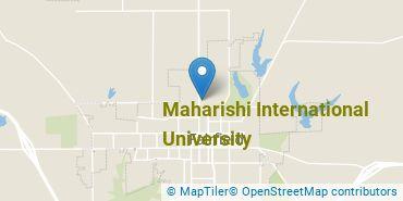 Location of Maharishi International University