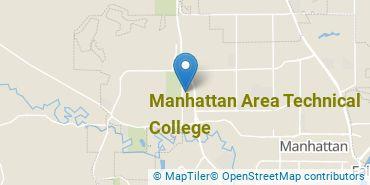 Location of Manhattan Area Technical College