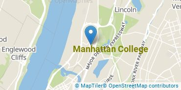 Location of Manhattan College