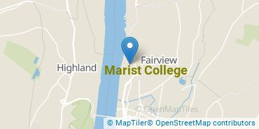 Location of Marist College