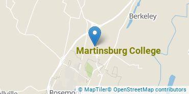 Location of Martinsburg College