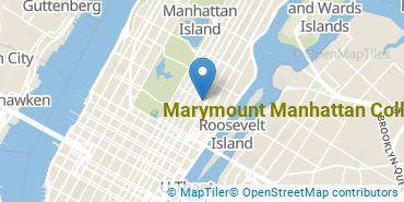 Location of Marymount Manhattan College
