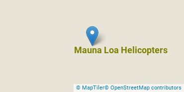 Location of Mauna Loa Helicopters
