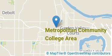 Location of Metropolitan Community College