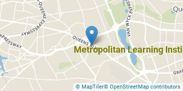 Location of Metropolitan Learning Institute