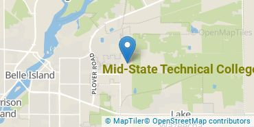 Location of Mid-State Technical College