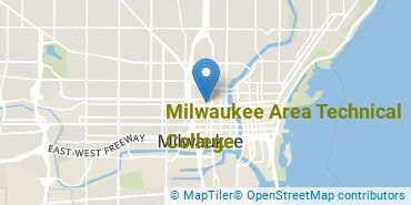 Location of Milwaukee Area Technical College