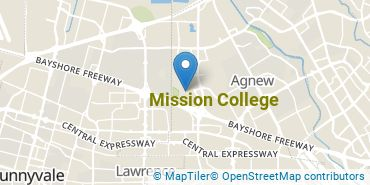 Location of Mission College